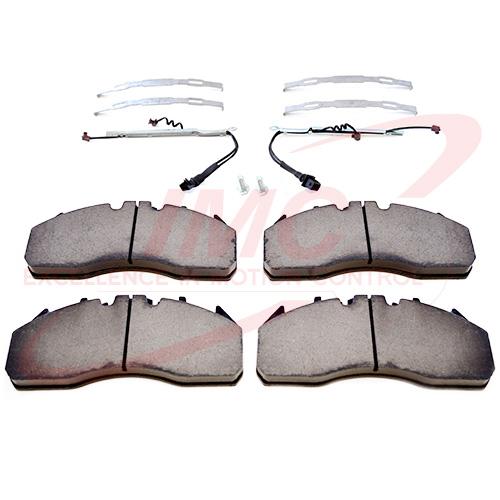 MDP5101 - Meritor - Brake Pad Kit - OE grade - MDP5101
