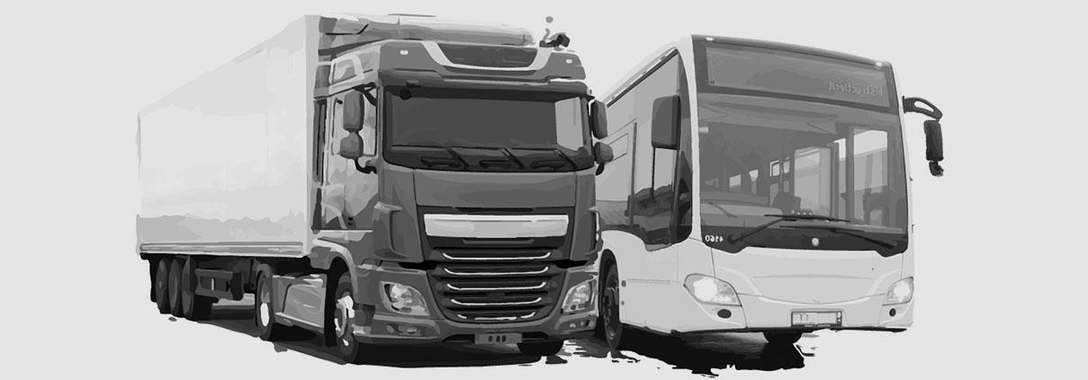 Travões Para Autocarros e Camiões
